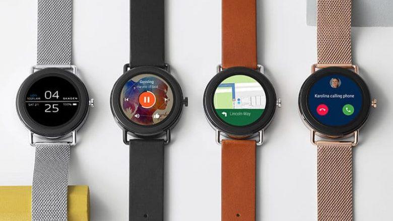 Prodhuesi danez i orëve, Skagen vjen me orën e re në Android Wear (Video)