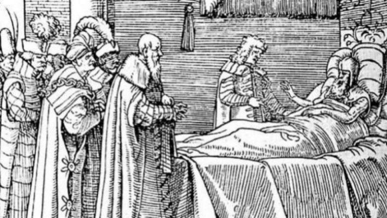 Letërkëmbim me Nolin për origjinën e Skënderbeut dhe korrigjimi i gabimit në Enciklopedinë Britanike