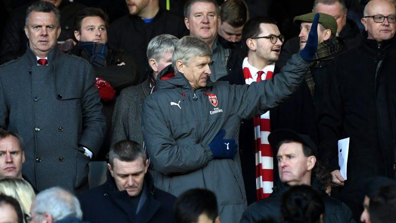Wenger: Nuk po largohem nga Arsenali