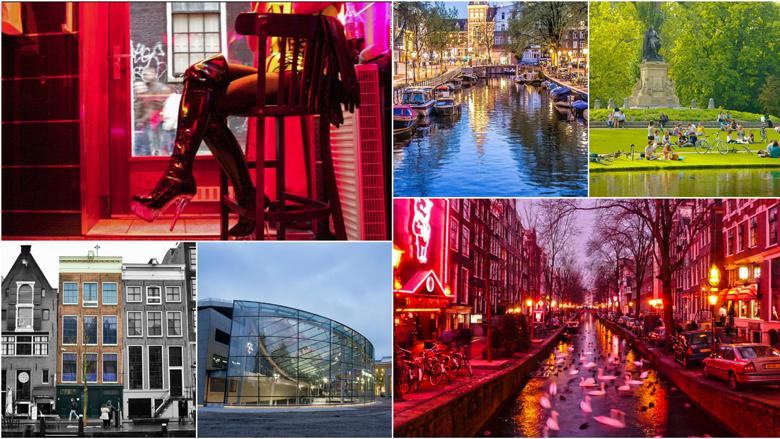 Tri ditë në Amsterdam: Muzetë, parqet dhe ndërtesat që duhet t'i vizitoni (Foto)