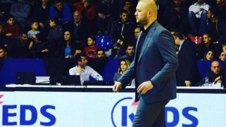 Andin Rashica zyrtarizohet si trajner i Sigal Prishtinës
