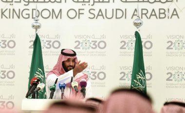 Arabia Saudite grumbullon 107 miliardë dollarë nga të dyshuarit për korrupsion
