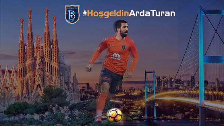Zyrtare: Turan befason të gjithë, nënshkruan me Basaksehirin (Foto)