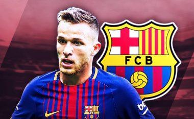 Barcelona afër mbylljes së transferimit të Arthur