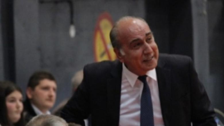 Stratos Koukoulekidis, trajner i Bashkimit