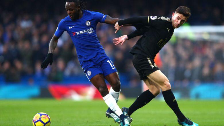 Chelsea 0-0 Leicester, notat e lojtarëve