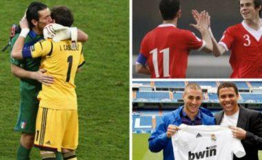 Yjet e tanishme të futbollit dhe idhujt e tyre: Paksa befason Messi