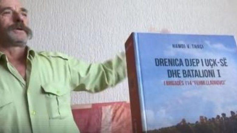 Veterani i gjallë gjen veten dëshmor në një libër për UÇK-në (Video)