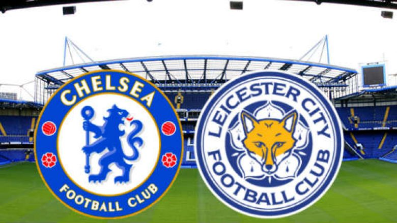 Chelsea – Leicester City, formacionet zyrtare