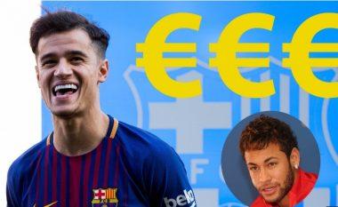 Barcelona ka harxhuar 307 milionë euro në gjashtë muaj për pesë lojtarë - Neymari e 'detyroi', por edhe e ndihmoi të blejë (Foto)