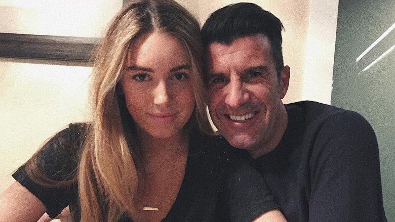 Vajza e Figos, Daniela mohon të jetë pjesë e videove erotike