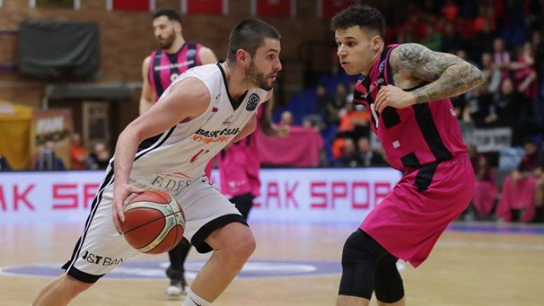Dardani Berisha, MVP i xhiros në Ligën e Kampionëve