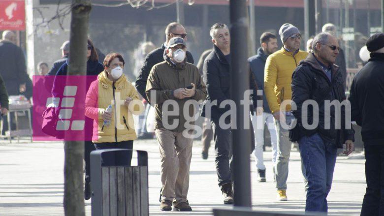 Fillon protesta për nivelin e ndotjes së ajrit në Prishtinë (Foto/Video)