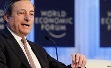 Draghi paralajmëron krizë financiare dhe ekonomike për Eurozonën