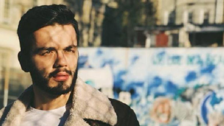 Këngëtari ri Durim Morina sjell këngën e realizuar nga producenti i Justin Bieber (Video)