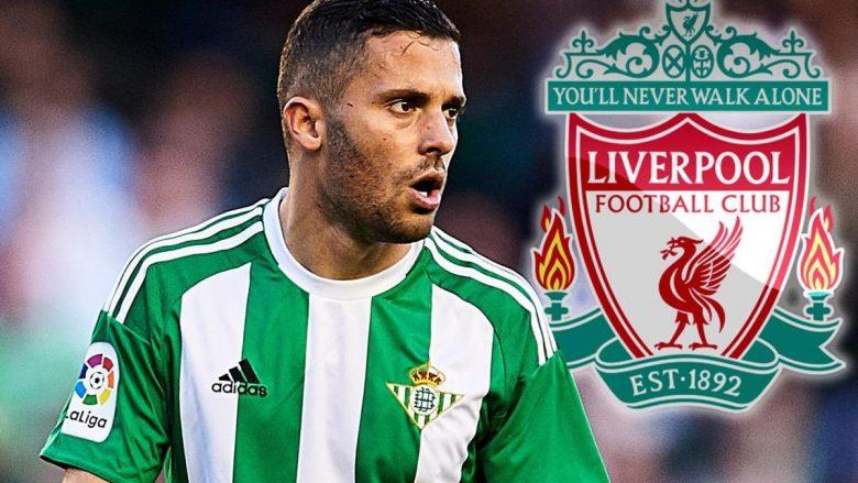 Liverpooli arrin marrëveshje në parim me mbrojtësin shqiptar të Real Betisit