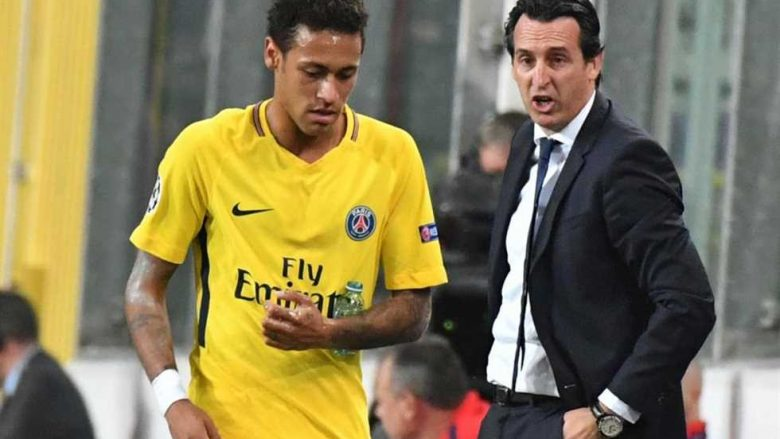 """Emery: Lajmet """"Neymari te Reali"""" nuk na tronditin, jemi të fortë dhe po mundohen të na destabilizojnë"""