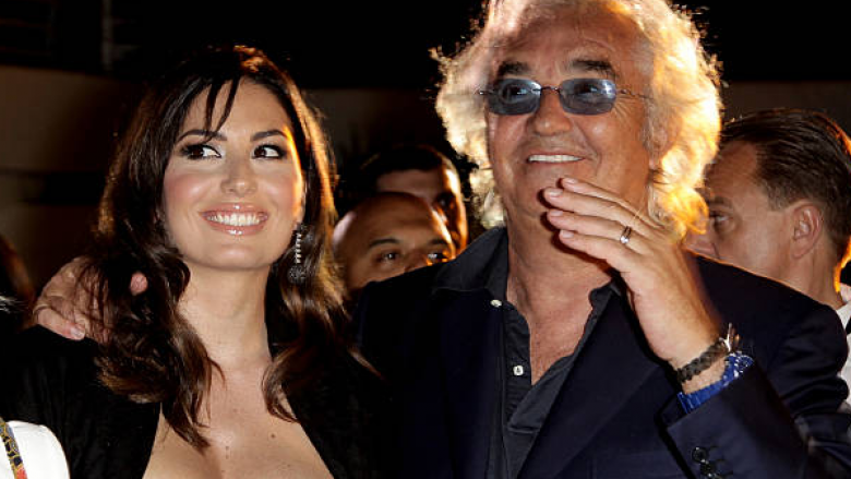 Flavio Briatore 67 vjeç shkurorëzohet prej bashkëshortes 30 vjet më të re