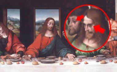 Pesë misteret e pikturave të famshme të Leonardo da Vinçit (Foto)