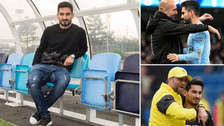 Gundogan: Do të gënjeja po të thosha se Klopp nuk më kërkoi te Liverpooli