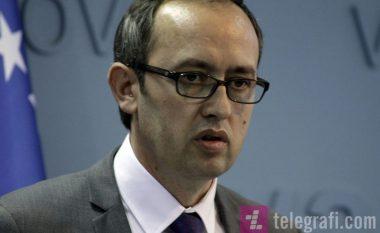 Hoti: Ky koalicion qeverisës do ta rrënojë shtetin
