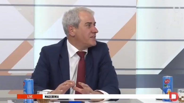 Ismaili: Nëse Presidenti nuk e nënshkruan Ligjin për Gjuhët, Kuvendi i Maqedonisë do ta votojë sërish (Video)