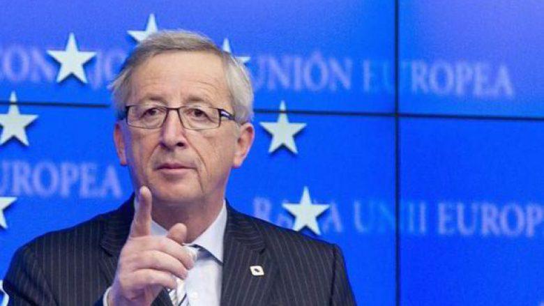 Juncker thotë se Ballkani Perëndimor është prioritet i BE-së