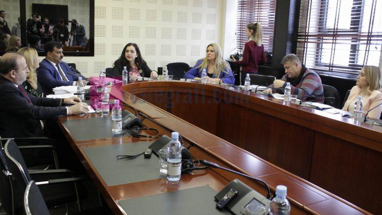 Komisioni për Punë të Jashtme të hënën shqyrton Projektligjin për Demarkacionin