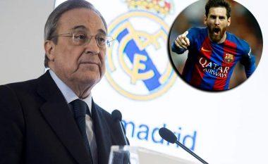 Real Madridi ishte gati të paguante 250 milionë euro për Lionel Messin, dalin detajet e takimit të argjentinasit me Florentino Perezin