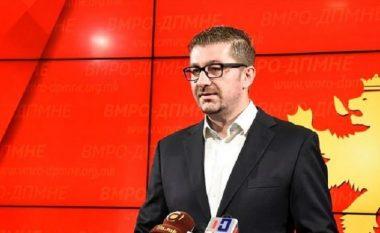 Mickoski: Sot ishte ditë tradhtie! Sot largohen tradhtarët nga partia