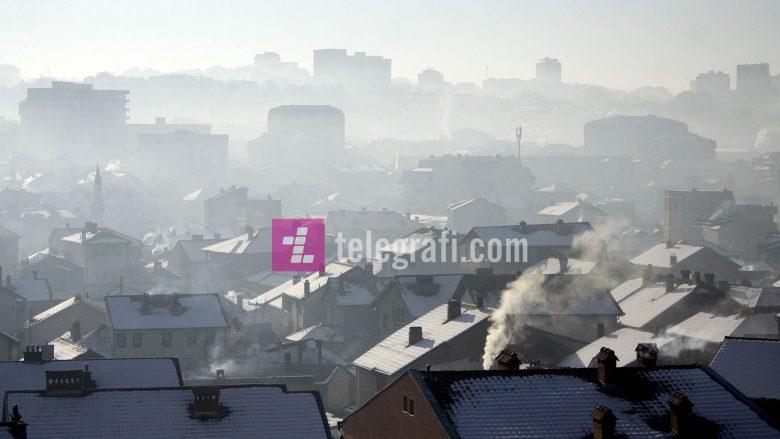 Temperaturat e ulëta rikthejnë ndotjen në Prishtinë (Video)