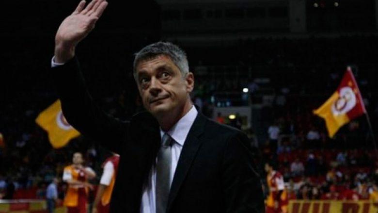 Trajneri shqiptar, Oktay Mahmuti merr drejtimin e Galatasarayt