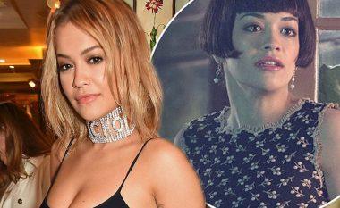 """Rita Ora aludon se do ta shohim sërish në """"Fifty Shades of Grey"""" (Video)"""