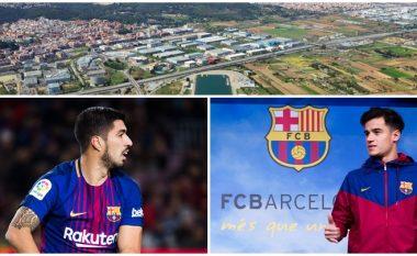 Suarez shkoi aq larg sa i bleu shtëpi Coutinhos pa e ditur që transferimi i tij te Barça do të ndodhte