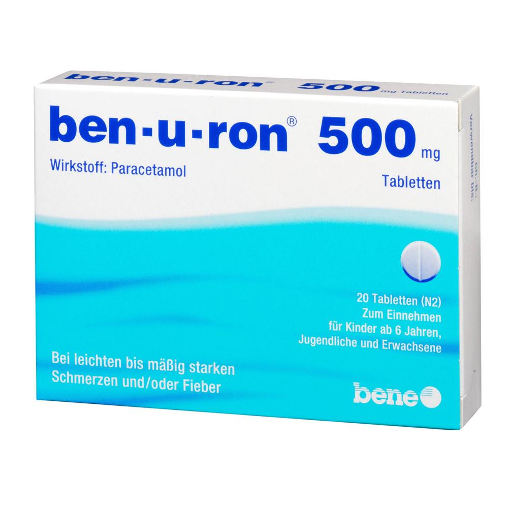benuron sirup