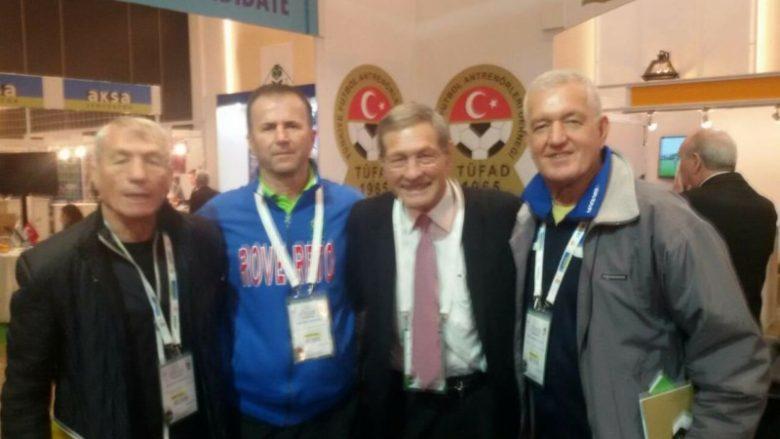 Shoqata e Trajnerëve pranohet në AEFCA