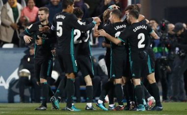 Reali fiton ndaj Leganes në ndeshjen e parë çerekfinale të Copa del Rey (Video)