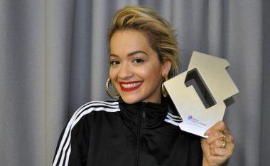 Rita Ora thyen një rekord personal