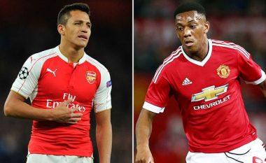 Arsenali kërkon Martialin në këmbim të Sanchezit