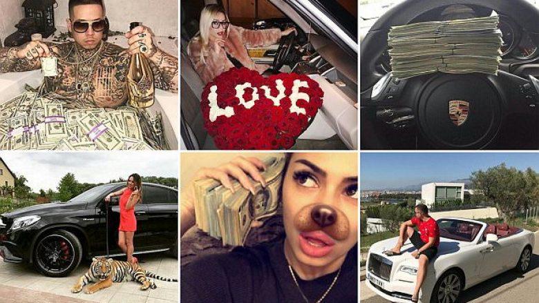 Daily Mail shkruan për jetën luksoze të fëmijëve të pasur shqiptarë: Prej veturave luksoze deri te 'larja' me para (Foto)