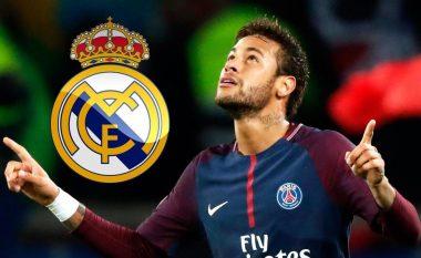 Drejtuesit e Real Madridit udhëtojnë në Paris për Neymarin