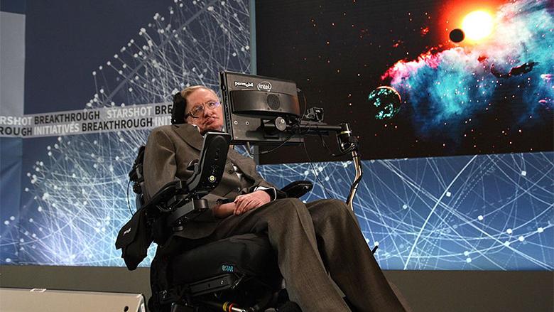 Mesazhi prekës i Stephen Hawking për të gjithë ata që vuajnë nga depresioni