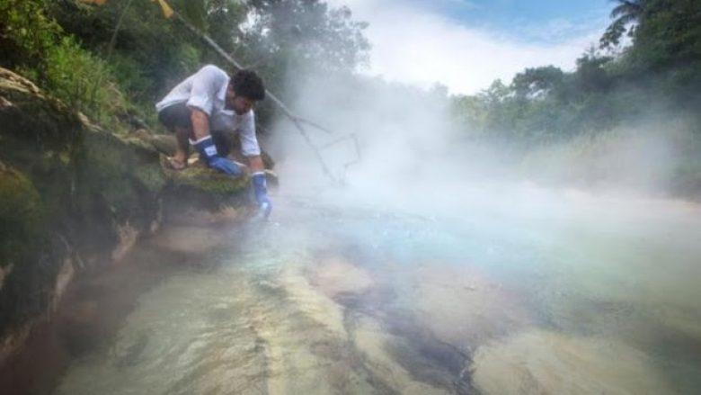 Lumi që vret gjithçka që hyn në të, shkenca nuk ka shpjegim
