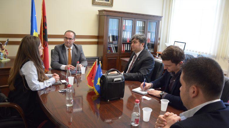 Zëvendësministri Krasniqi fton bizneset turke të investojnë në sektorin e bujqësisë