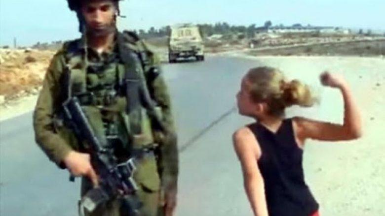 Simbol për palestinezët, telash për izraelitët; 17-vjeçarja që rrezikon burgun