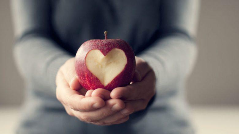 Ushqimi i shëndetshëm = zemër e shëndetshme!