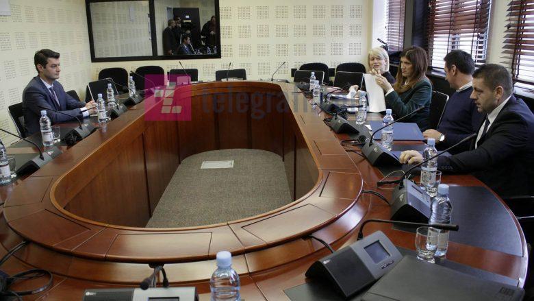 Driton Gashi dhe Shkëlzen Sopjani në Komisionin për mbikëqyrjen e AKI-së