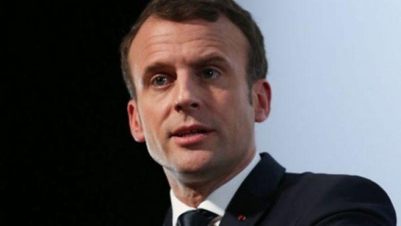 Macron: Sulmojmë Sirinë nëse vërtetohet përdorimi i armëve kimike
