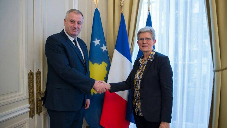 Ministri i FSK-së në Francë për bashkëpunim në fushën e mbrojtjes dhe sigurisë