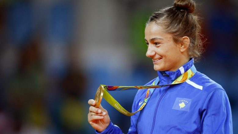 CNN: Majlinda Kelmendi është më shumë se një xhudiste e talentuar – ajo është ikona më e madhe sportive e Kosovës